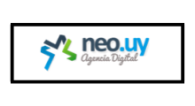 Logo Agencia de Marketing Digital Neo Uruguay