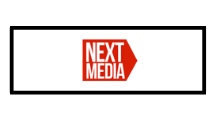 Logo Agencia de Marketing Digital Next Media Uruguay